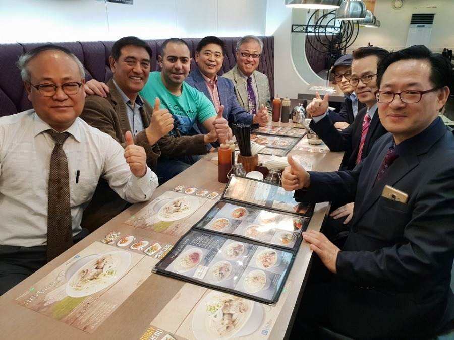 Wixlar Korean Asian Welcoming Blockchain Guests P2P