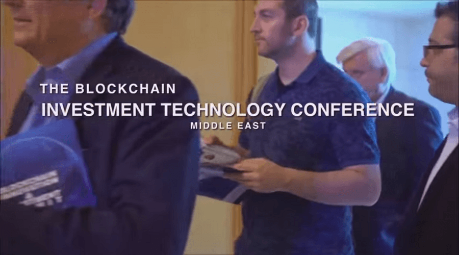 Blockchain BITCONME Dubai June 2018 Atlantis Hotel Conference BitCoin Investments