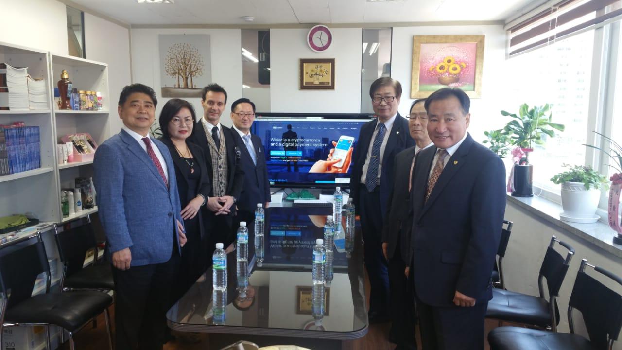 Wixlar Meetings in South Korea