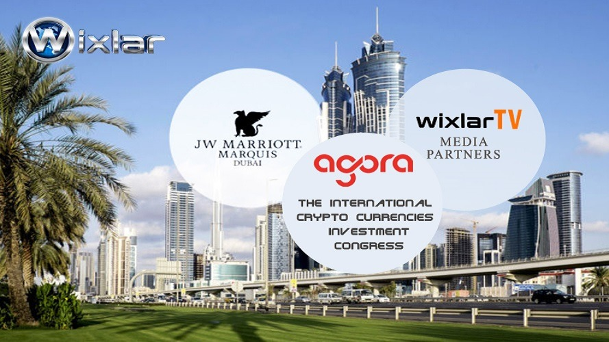 Wixlar Agora Blockchain International Crypto Currencies investment Congress Dubai - Copy