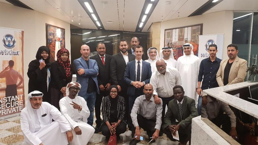 Wixlar Blockchain AbuDhabi Office