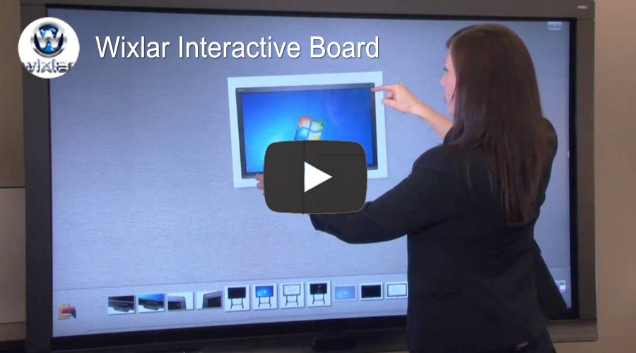 Wixlar Blockchain Product Wixi-Interactive Board