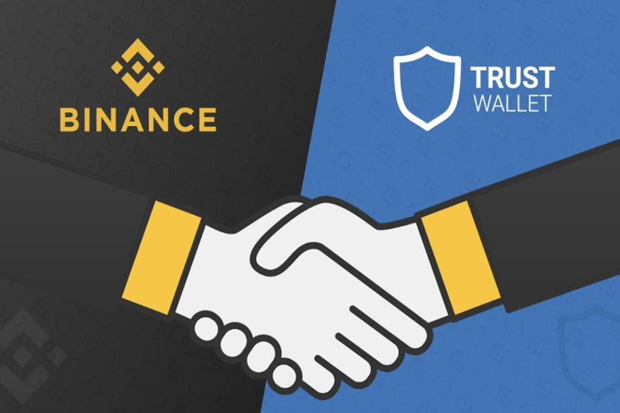 Wixlar WIX Coin on Binance Exchange TrustWalletApp-min