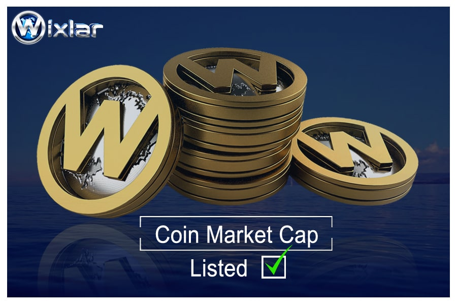 Wixlar WIX Cryptocurrency Price Today on CoinmarketCap Coin Market Capitalization-min