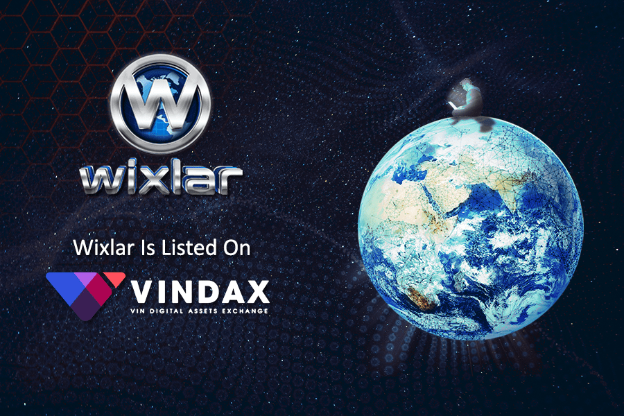 Wixlar Coin Listed on the CoinMarketCap Exchange Vindax-min